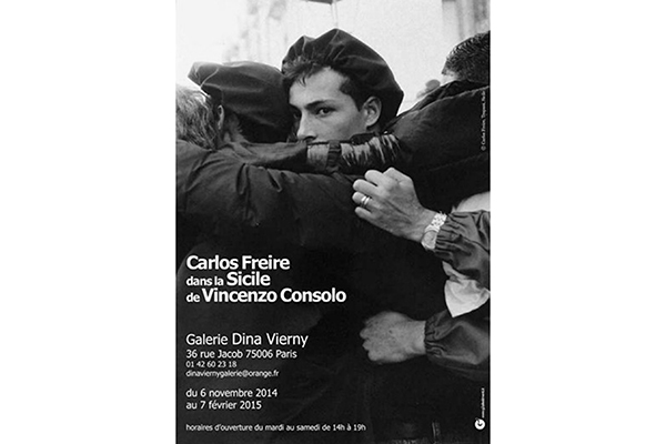 Conversazioni sulla fotografia: Carlos Freire